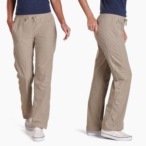Kuhl Freeflex Move Tan Hiking Pants Outdoor Small